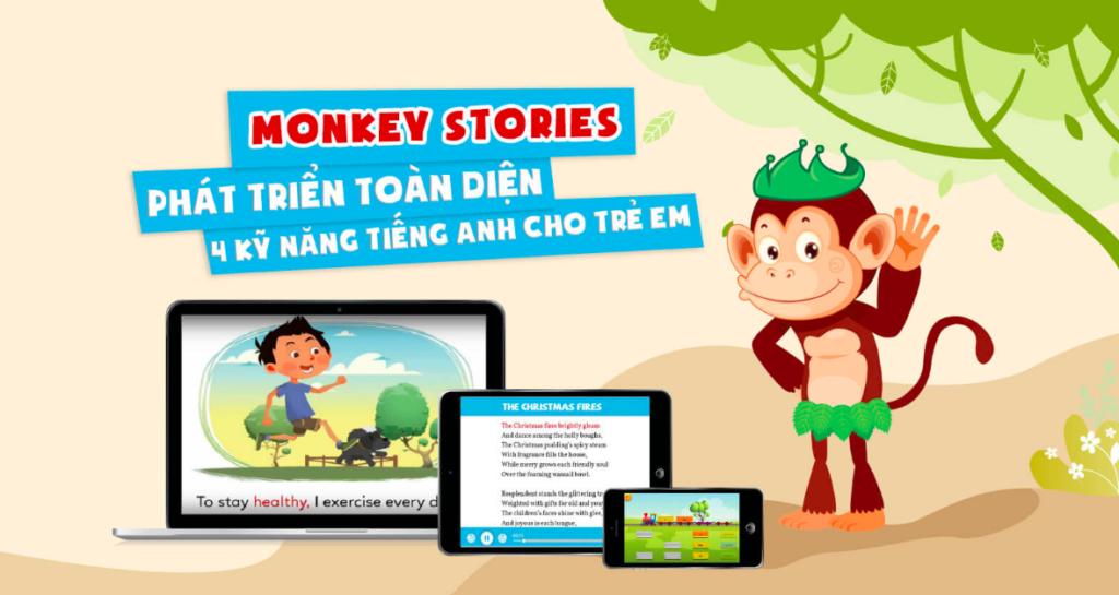 Nên mua Monkey Junior hay Monkey Stories?